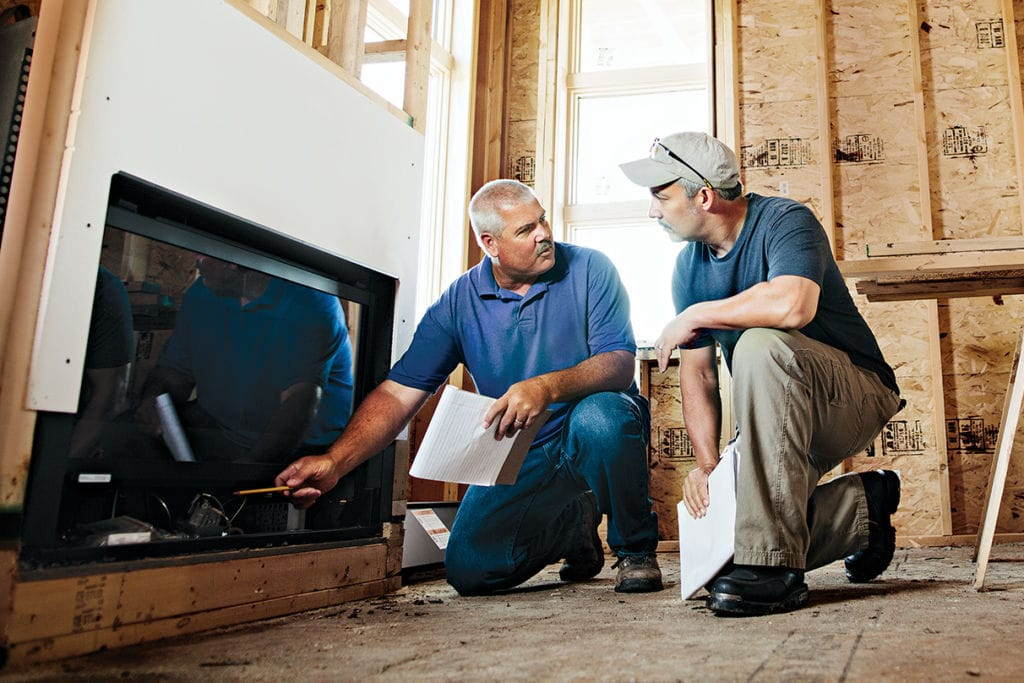 Eastern Propane for Builders and Contractors