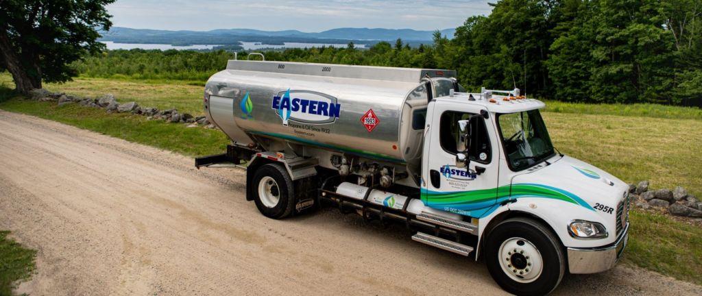 Eastern Propane & Oil Truck